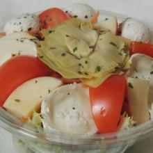 Salade Chevrette