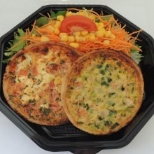 Duo de quiches