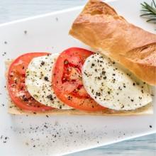 Sandwichs Mozzarella