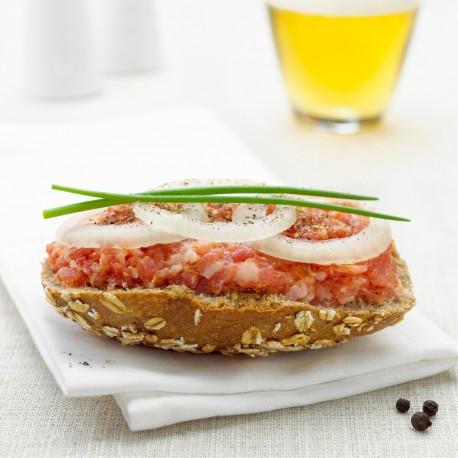 Sandwich Filet américain maison