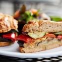 Sandwich Végétarien légumes grillés