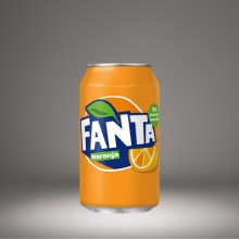 Fanta 0.33L